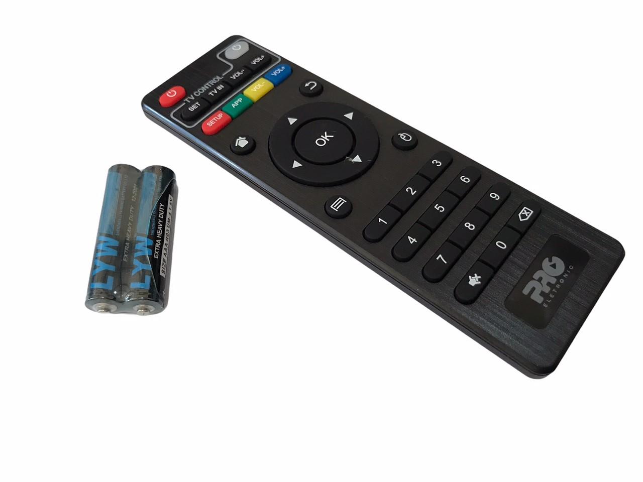 SmartBox PROEletronic TV 2G 4k wifi HDTV USB