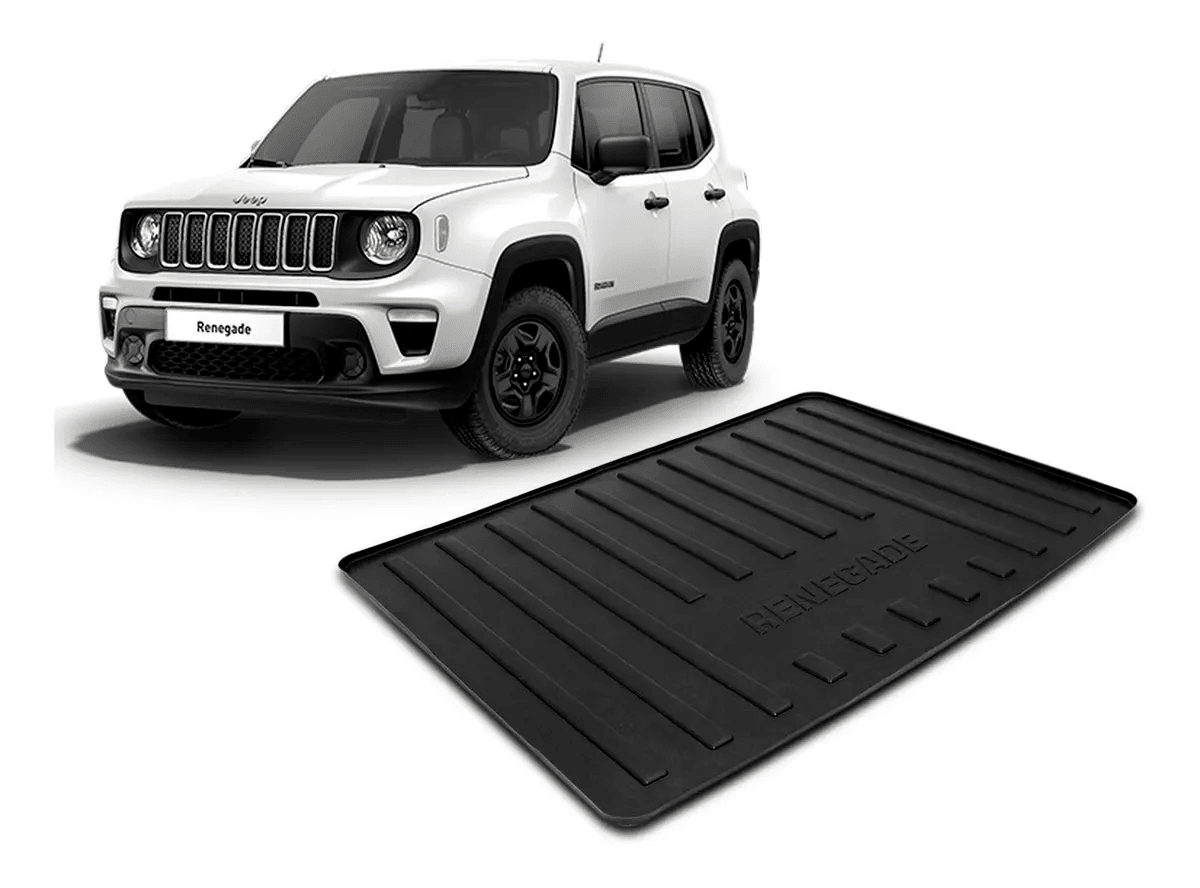 Tapete Bandeja Porta Malas Jeep Renegade 2015 à 2020