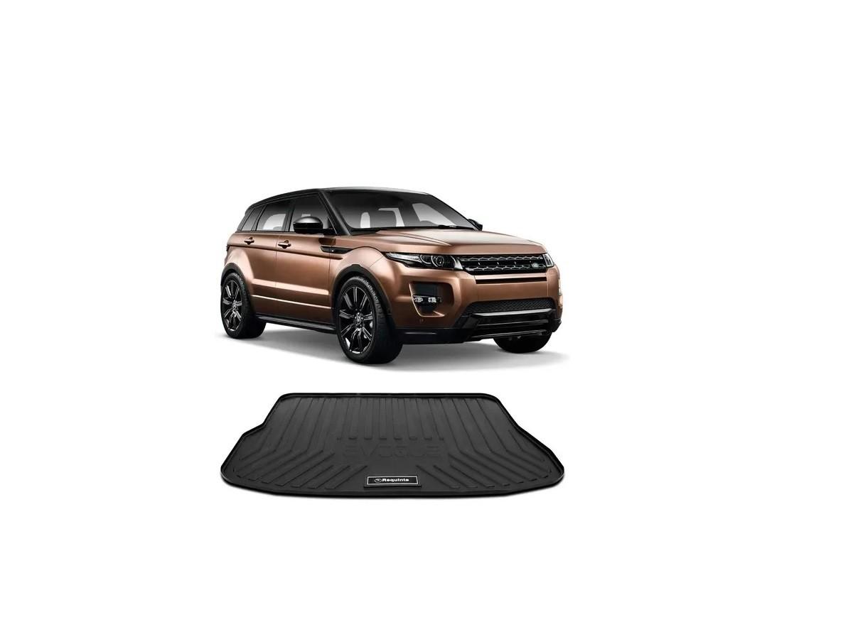 Tapete Bandeja Porta Malas Range Rover Evoque 11 A 18 Preto