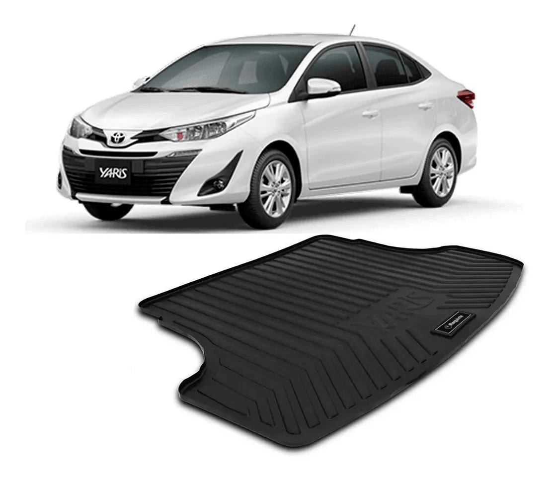 Tapete Bandeja Porta Malas Toyota Yaris Sedan  2018 à 2020