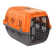Gaiola para Transportar cão e gato Laranja Pawise