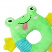 Brinquedo de Pelúcia Sapinho com Chocalho Pawise