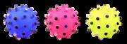 Brinquedo de Vinil Spiky Ball - M - 8 cm