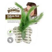 Brinquedo Papelão para Gato Borboleta Pawise