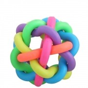 Brinquedo para Cachorro Borracha Colorido P Pawise