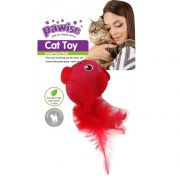 Brinquedo para Gato Peixe com catnip Pawise