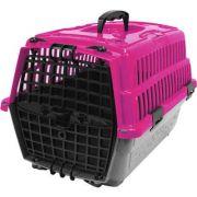 Caixa Transporte Para Filhote Pet Injet