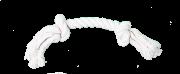 Brinquedo para Cachorro Corda 12,7cm Pawise