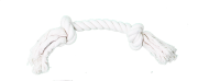 Brinquedo para Cachorro Corda cor Natural - 18cm