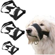 Focinheira para Cachorro Kit com 3 unidades Pawise