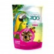 Ração Mix para Papagaio 700g Megazoo Tropical