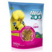 Ração Mix para Periquito 350g Megazoo