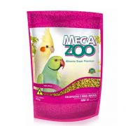Ração MM15 para Calopsita Ring Necks 900g Megazoo
