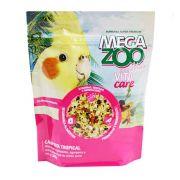 Ração para Calopsita Mix Tropical 500g Megazoo