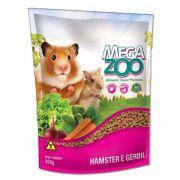Ração para Hamster e Gerbil 350g Megazoo