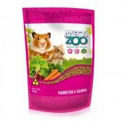 Ração para Hamster Gerbil 900g Extrusada Megazoo
