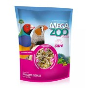 Ração para pássaro exótico Megazoo