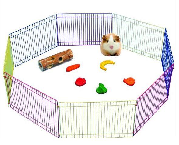 Brinquedo Cercado para Roedores Pawise