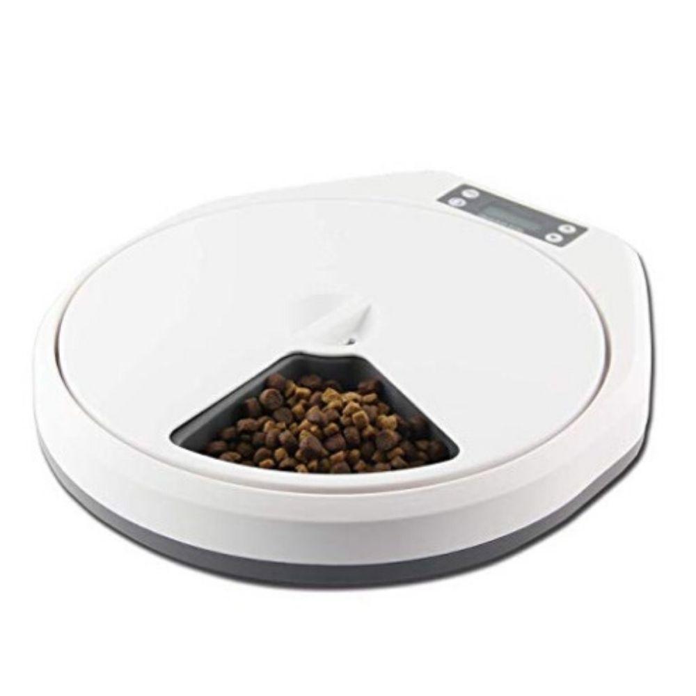 Alimentador Automático 5 Refeições Pawise