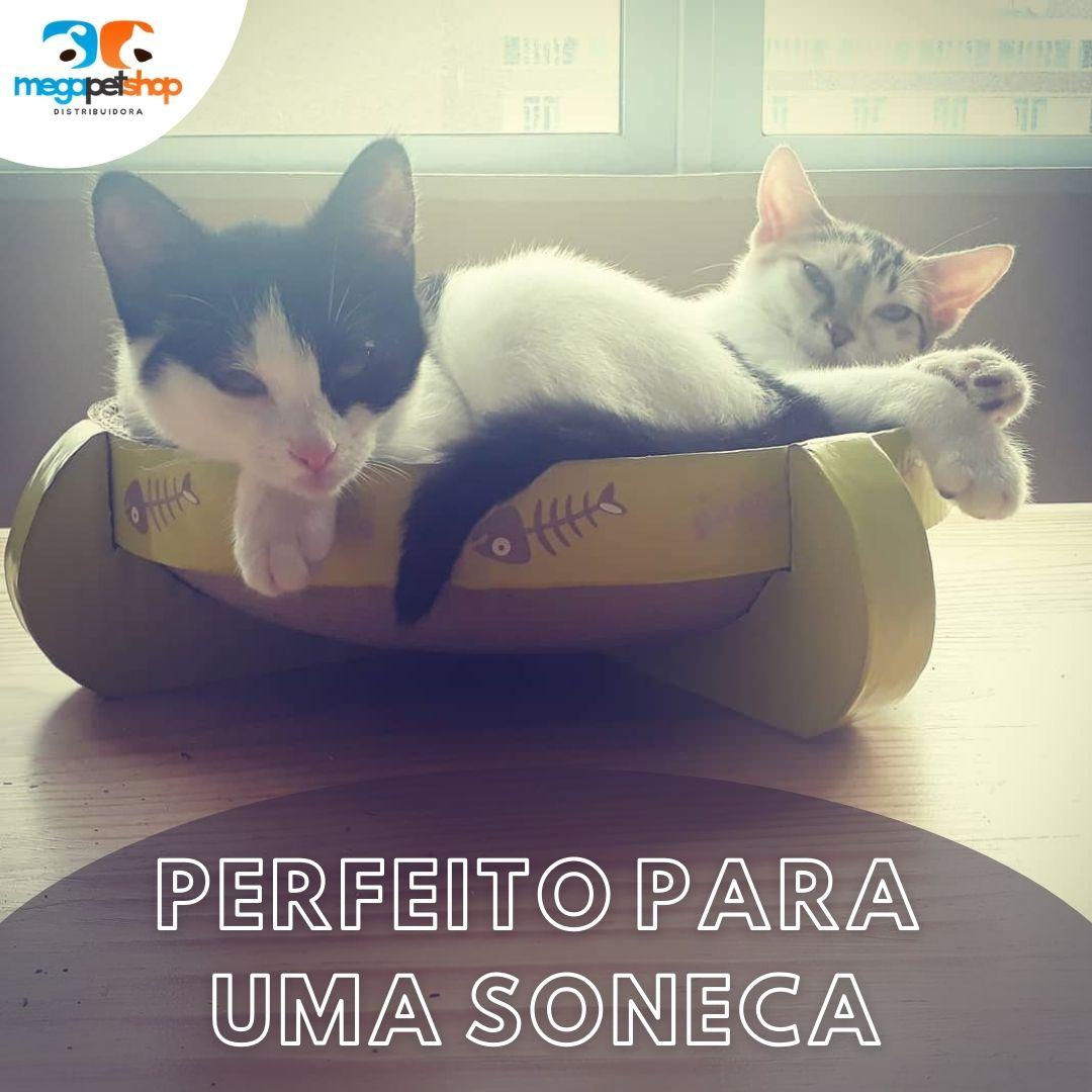 Arranhador para Gato com CATNIP Cama Pawise