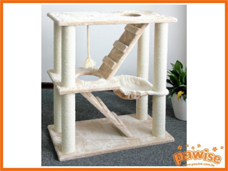 Arranhador Playground para Gato Pawise