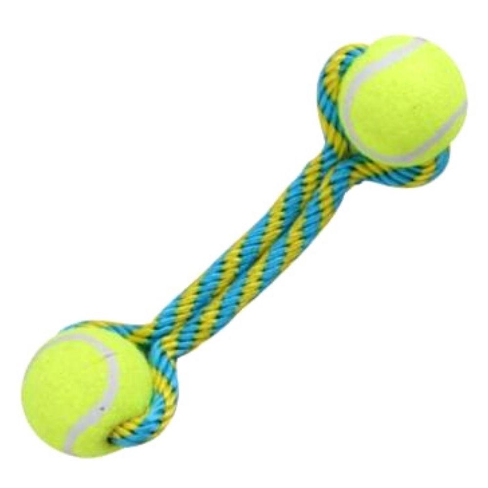 Bola de Tênis de Arremesso Dupla Pawise