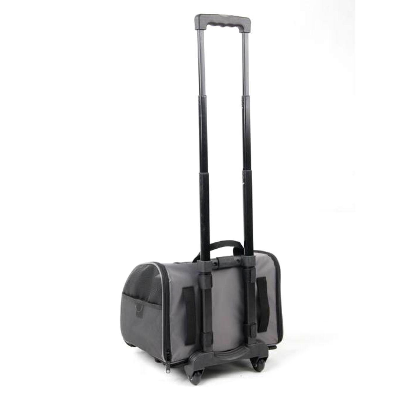 Bolsa de Transporte PET com Rodas Pawise