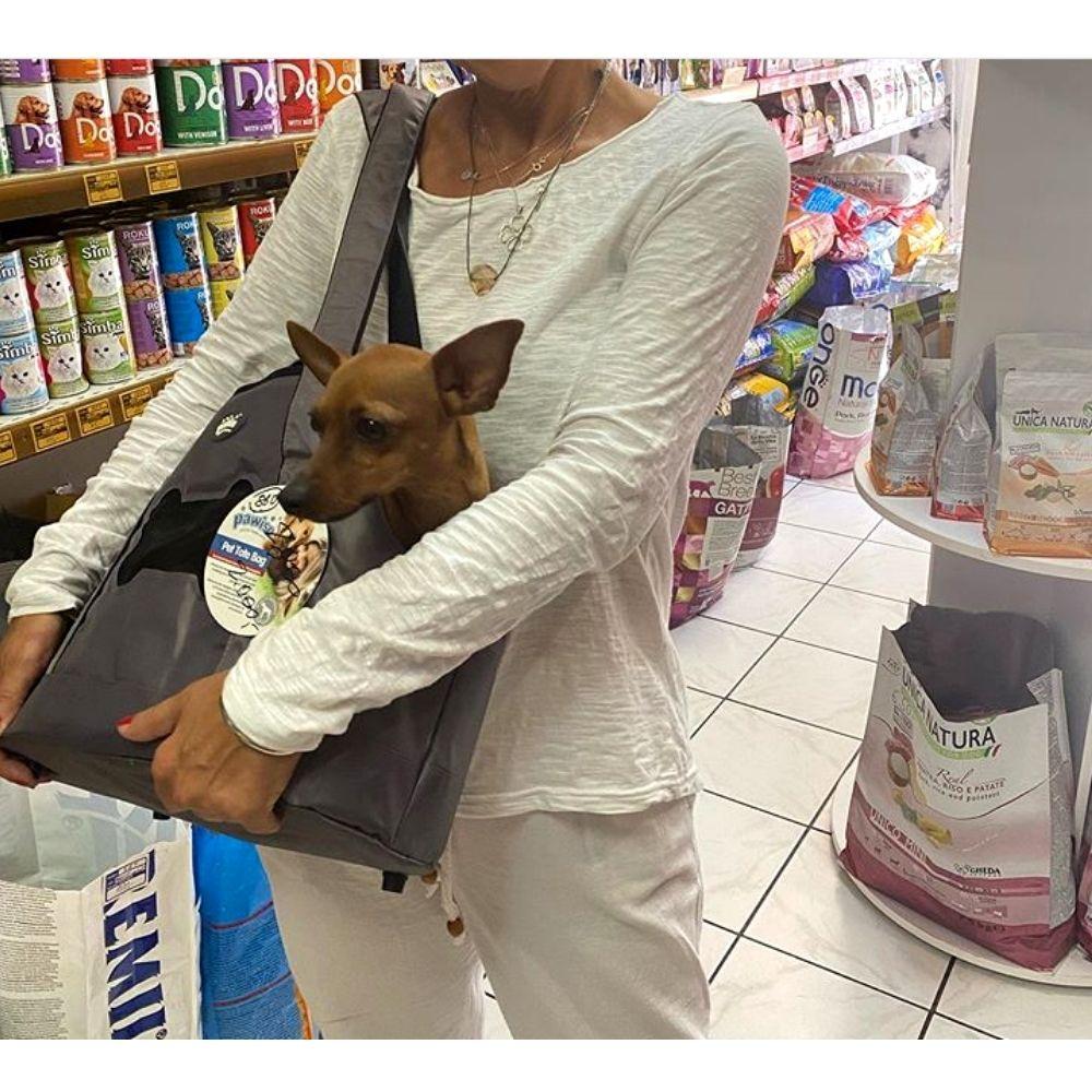 Bolsa de Transporte Pet Pawise