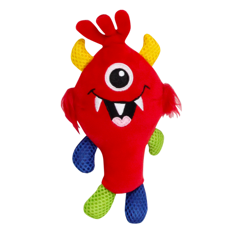 Pelúcia Com apito Monster Fiery  Pawise