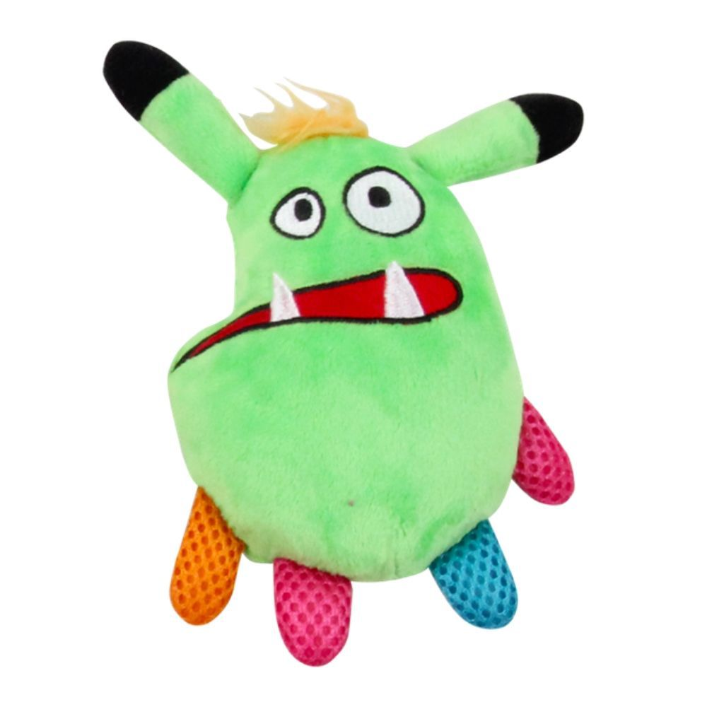 Brinquedo de Pelúcia Monster com Apito Pawise