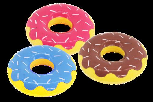 Brinquedo Donut para Cachorro - 13 cm Pawise