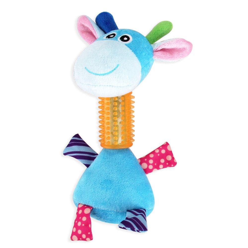 Brinquedo Girafa com Mordedor Pawise