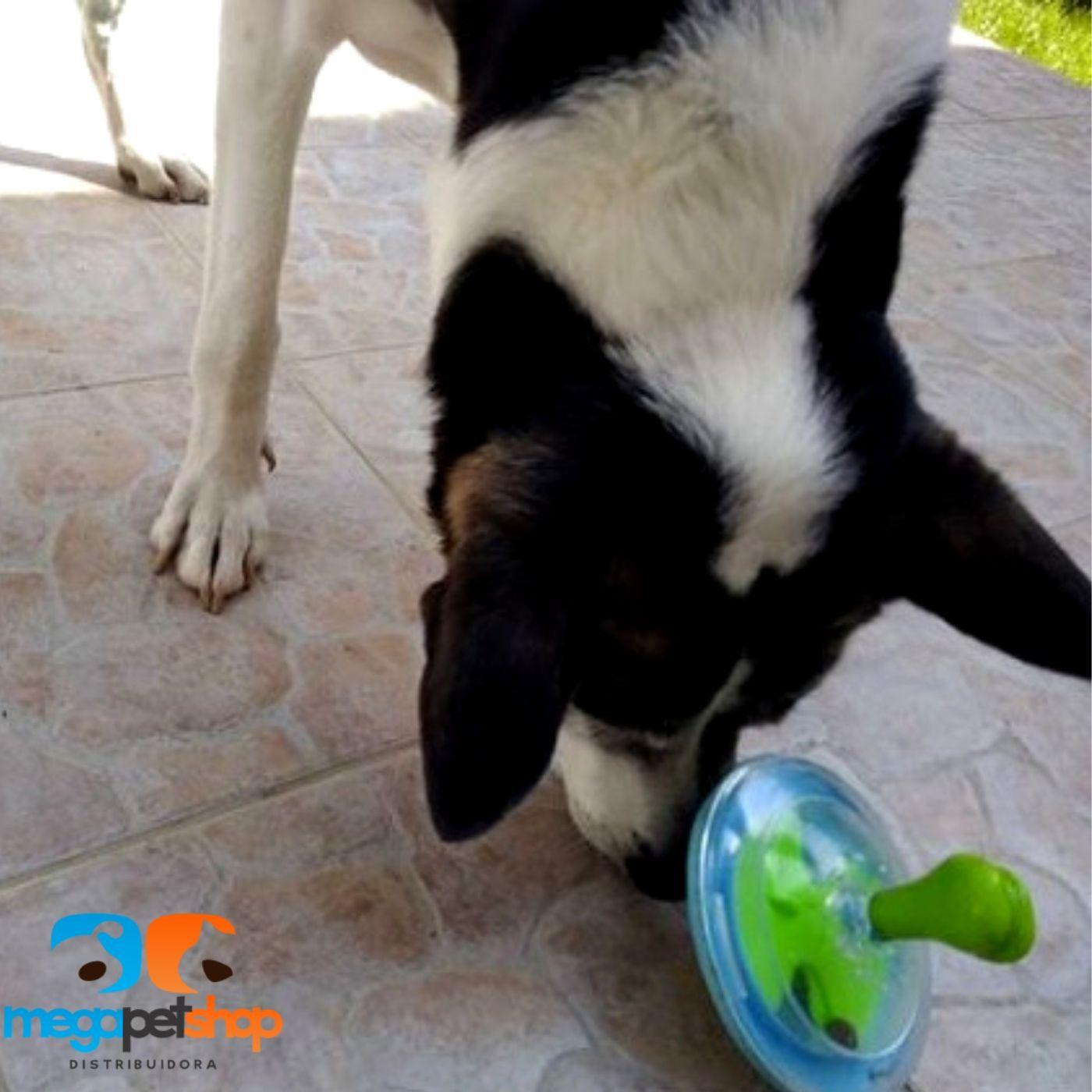 Brinquedo interativo para Cachorro Pião 14 cm Pawise