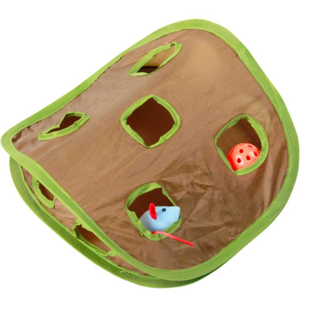 Brinquedo Interativo Toca para Gato Pawise