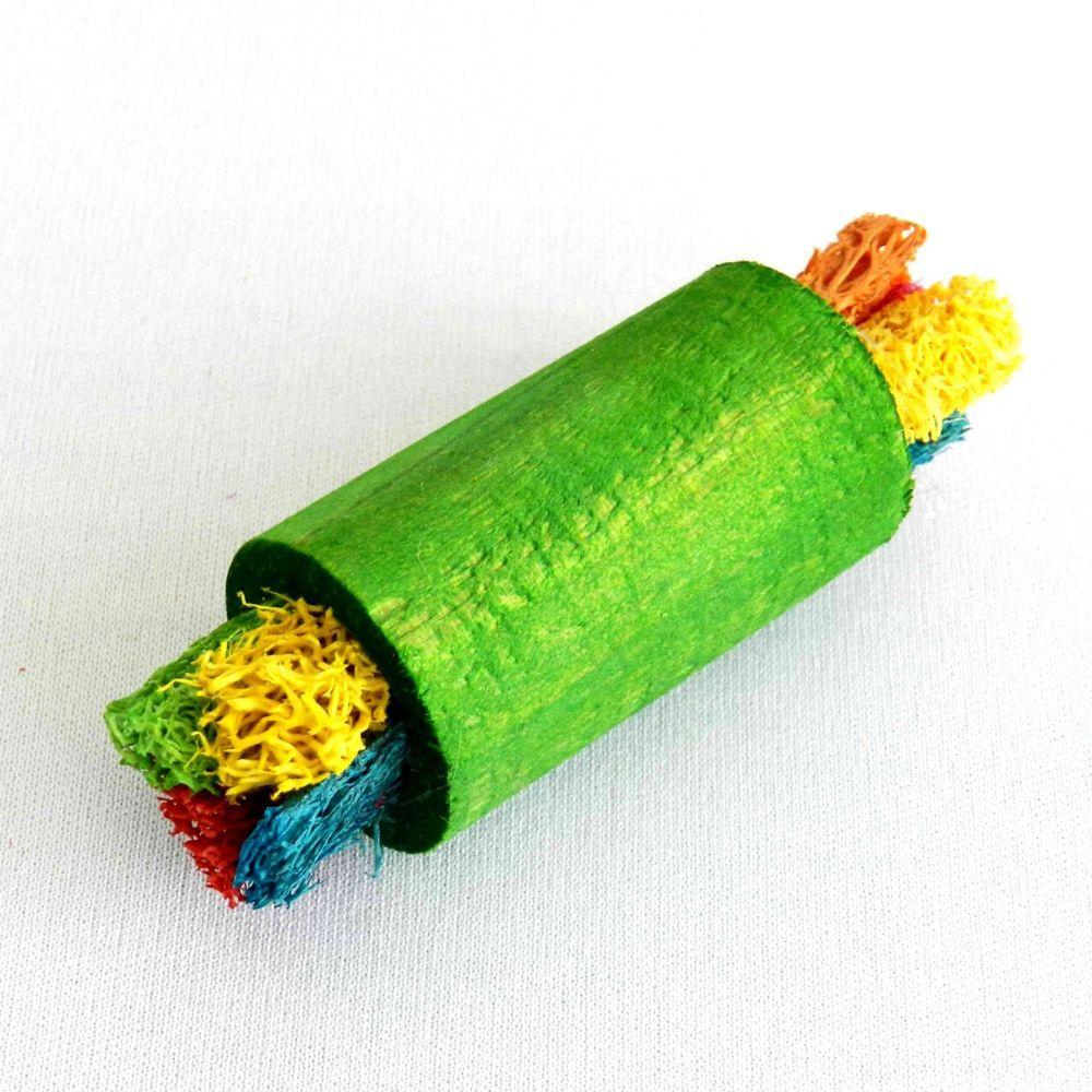 Brinquedo Mordedor para Roedor Madeira e Bucha n3 Pawise