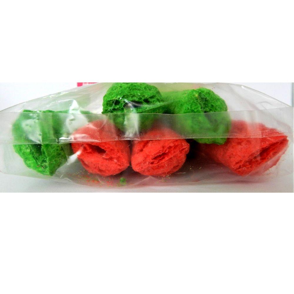 Brinquedo Comestível para Roedor Arroz e Milho G Pawise