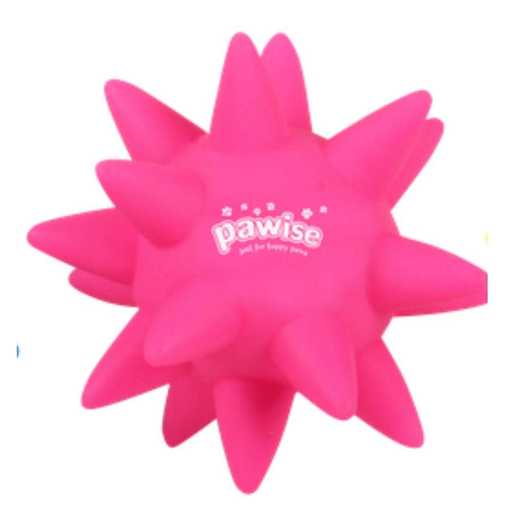 Brinquedo para Cachorro Bola de Vinil Spiny G Pawise