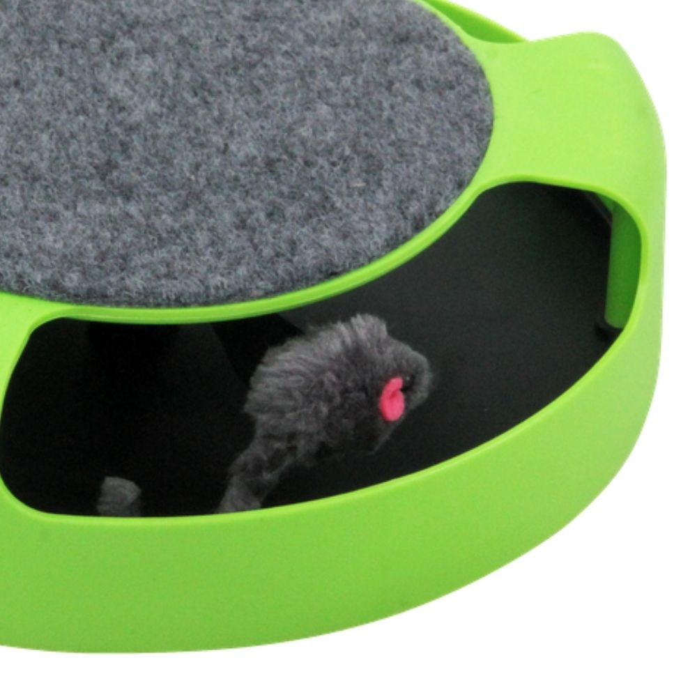 Brinquedo Para Gato Interativo Rato Pawise
