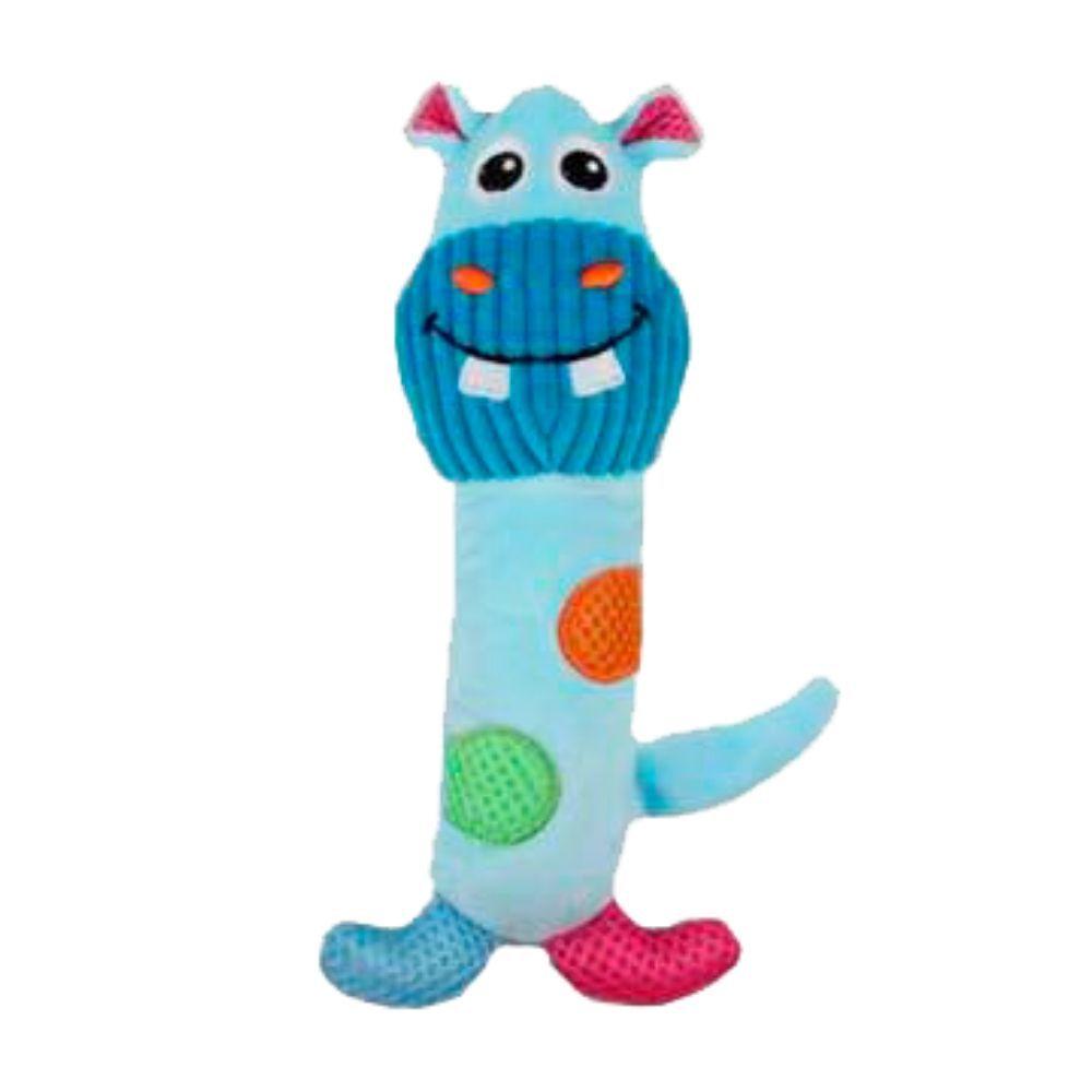 Brinquedo Pelúcia Hipopótamo Stick  Pawise