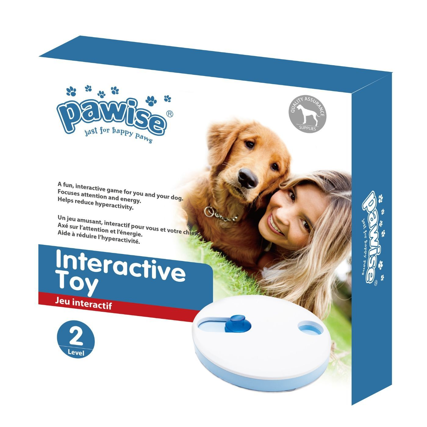 Brinquedo Interativo para Cachorro Pawise