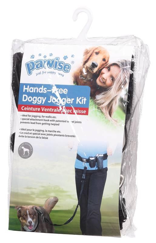 Guia Mãos livres Cinto para Passeio Cachorro Pawise