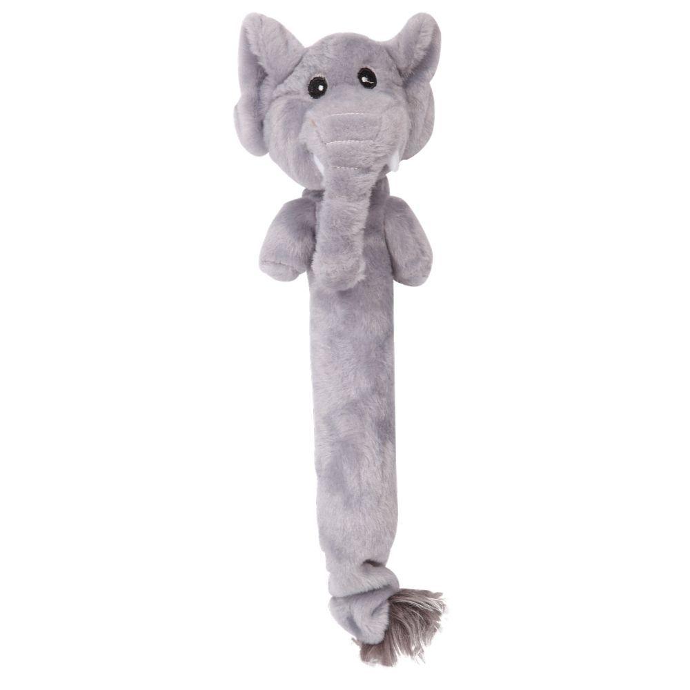 Elefante de Pelúcia com Enchimento EVA Pawise