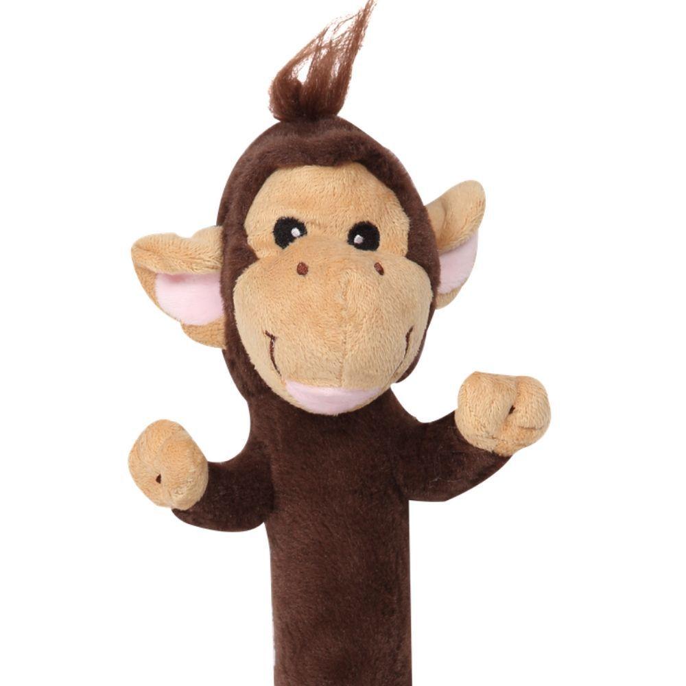 Macaco Pelúcia com Enchimento EVA Pawise
