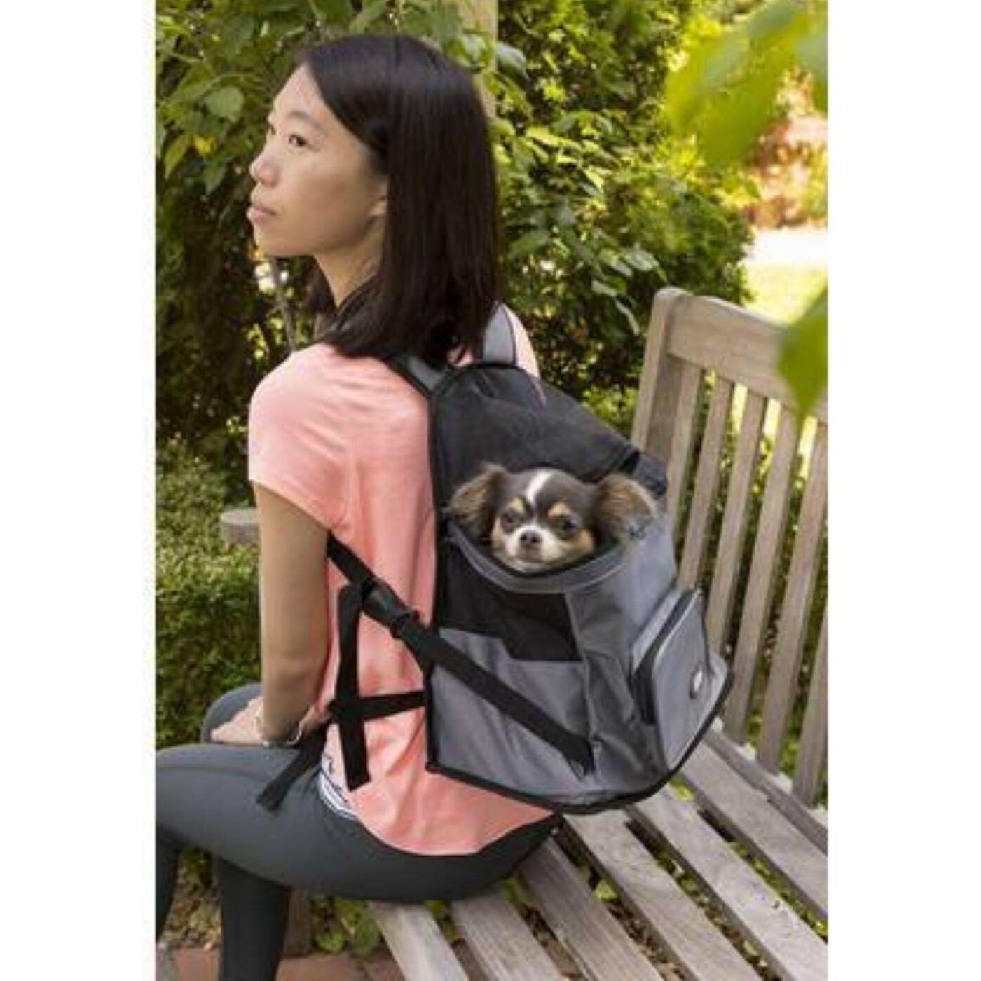 Mochila de Transporte Cão e Gato Pawise