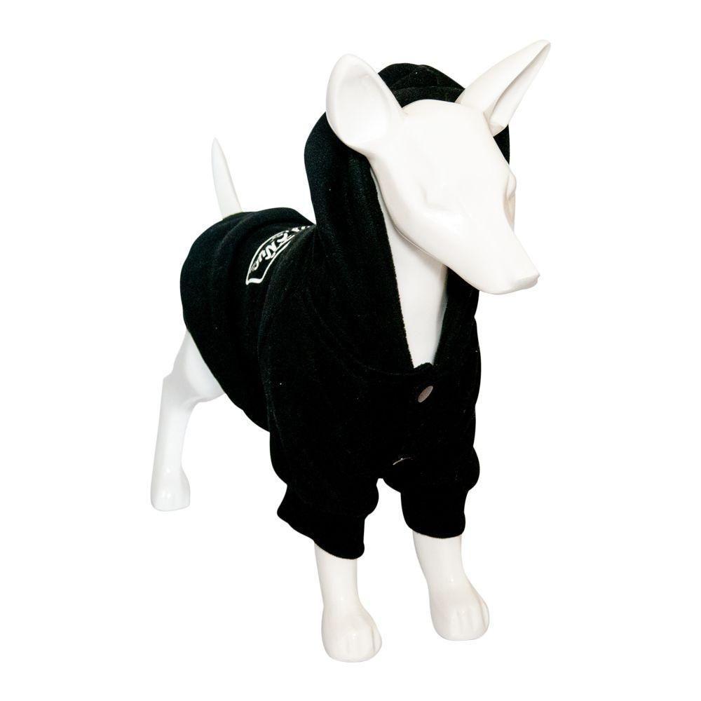 Moletom Para Cachorro Inverno Black Tam. P