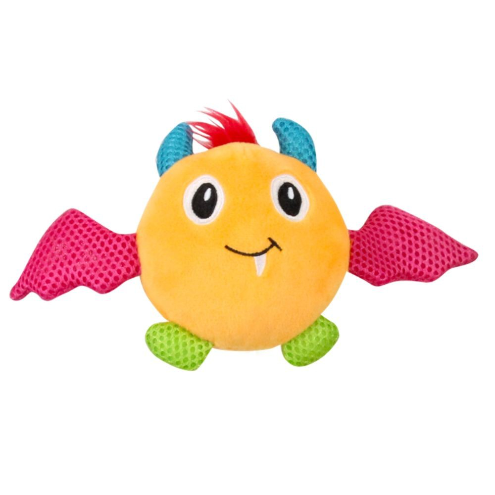 Pelúcia Monster Com Apito Orange Pawise