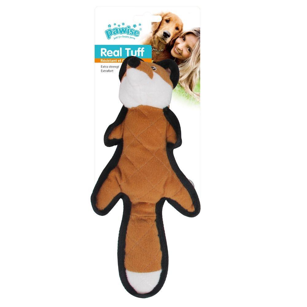 Pelúcia Resistente Para Cachorro Raposa Pawise