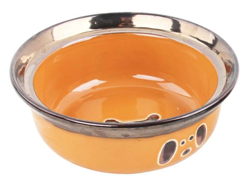 Comedouro de Cerâmica Redonda 450 ml Pawise