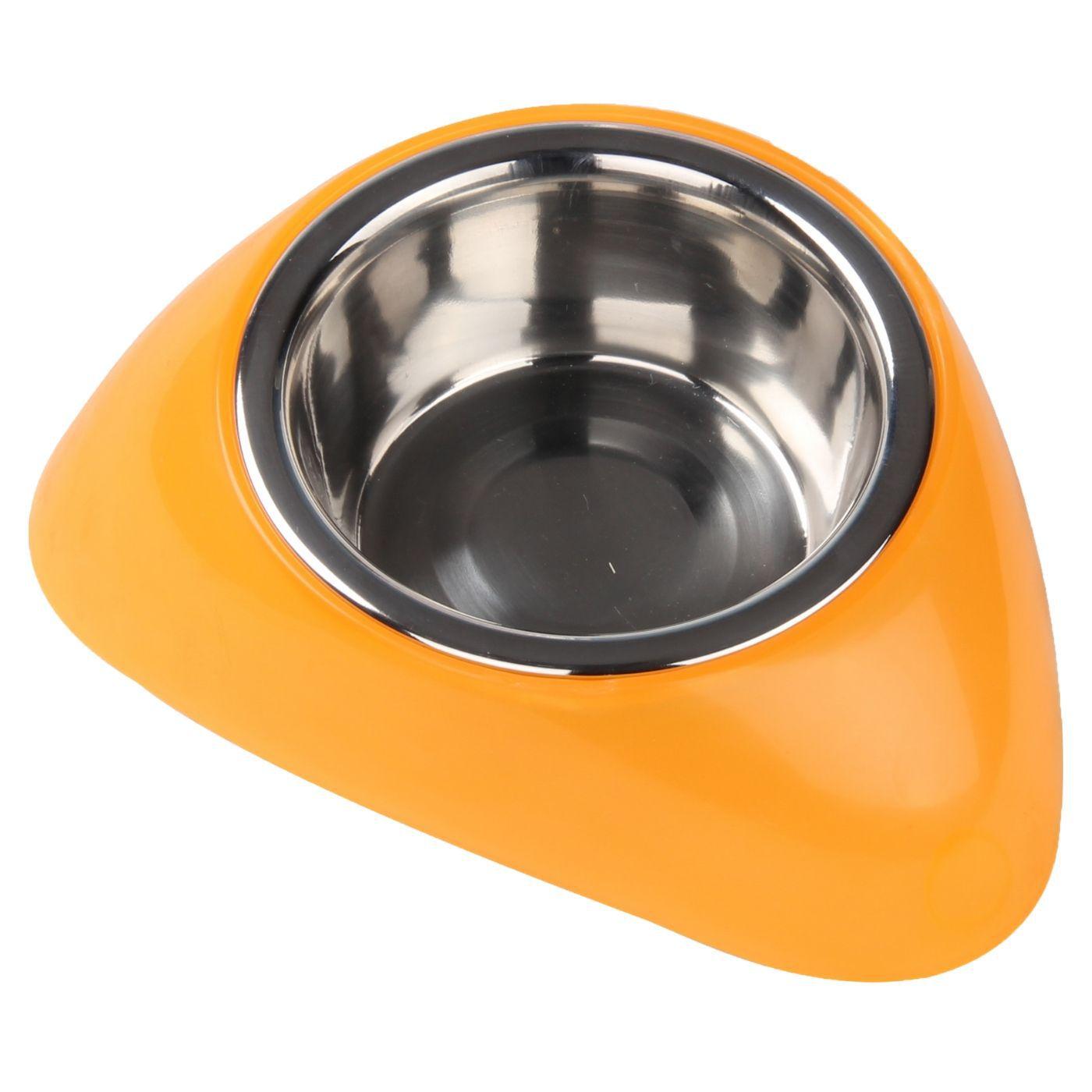 Prato de INOX para Cachorro 350ml Pawise