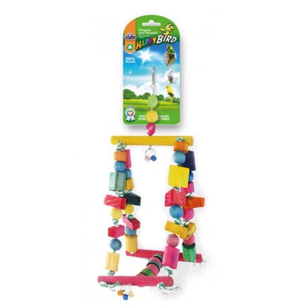 Ração e Brinquedo para Calopsita Periquito